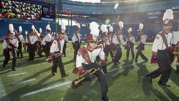 Minuteman Marching Band