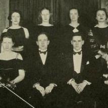College Orchestra 1938