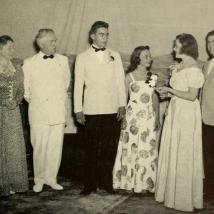 Soph-Senior Hop in 1941