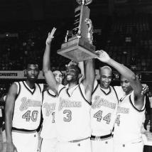 A-10 Conference Champions in 1996