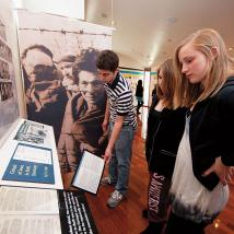 Institute for Holocaust, Genocide and Memory Studies opens in 2011