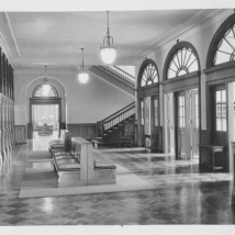 Goodell Library, 1935