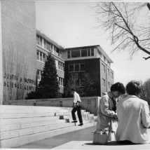 Morrill Science Center is completed in 1966.