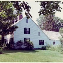 Stockbridge House, built in 1728.