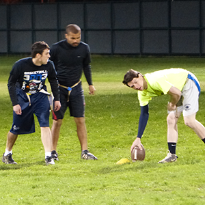 4-on-4 Flag Football