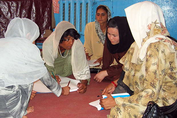 CIE starts New Health Education Project