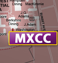 Malcolm X Cultural Center map image