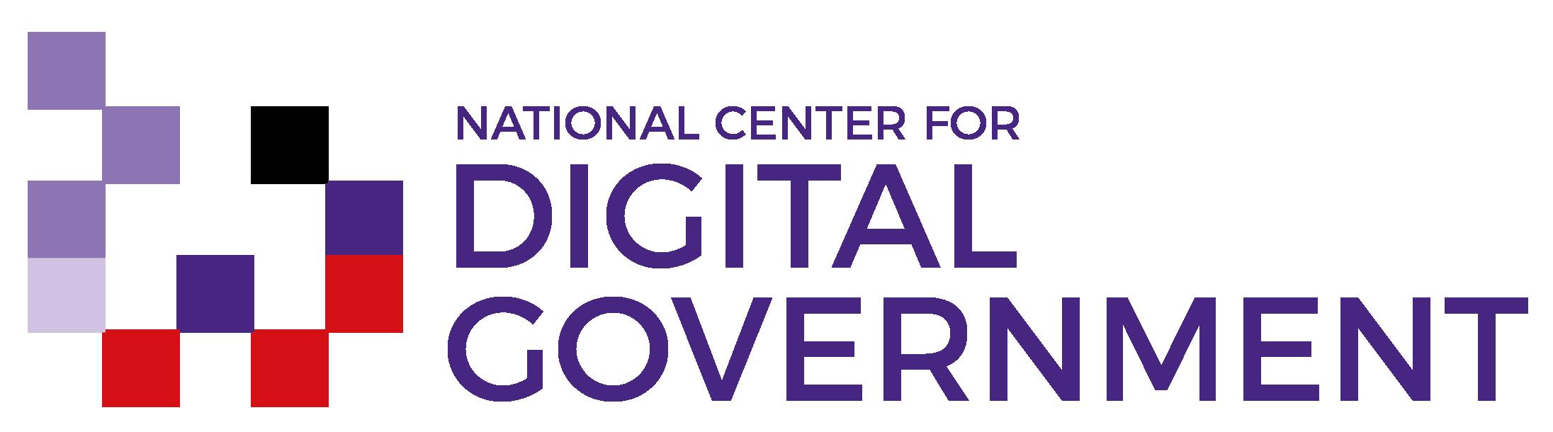 National Center for Digital Government | UMass Amherst