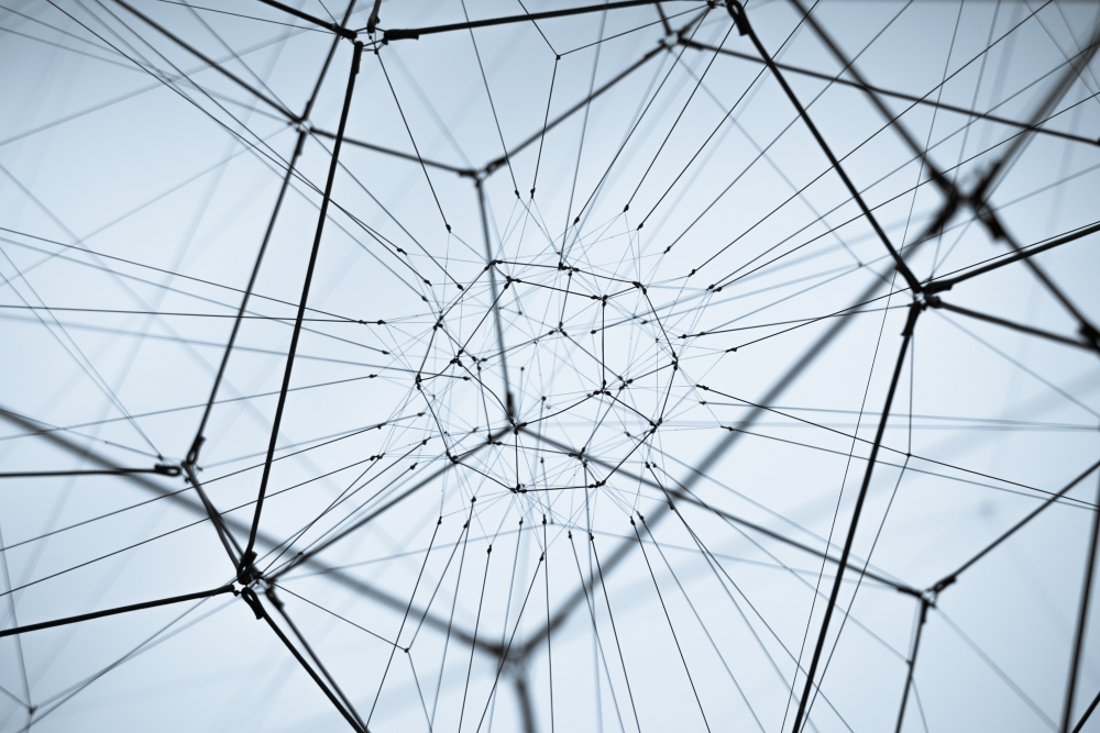 Network - Photo by William Bout on Unsplash