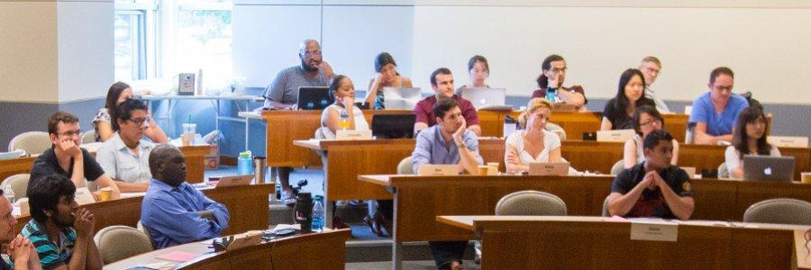 Isenberg Classroom