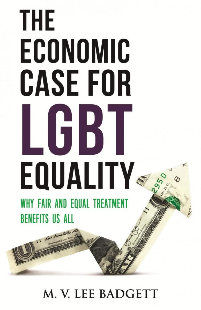 Book cover Economic case for LGBT equality