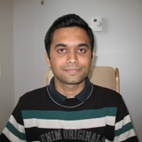 Portrait of Debamanyu Das