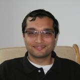 Portrait of Chirag Lala