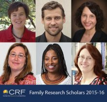 The CRF FRS 2015-16 cohort