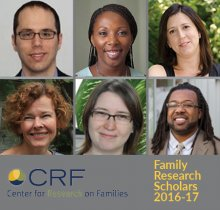 2016-17 Family Research Scholars
