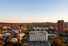 Fall at UMass Amherst