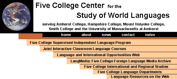 Five College Center for the Study of World Languages