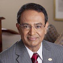 Chancellor Kumble Subbaswamy