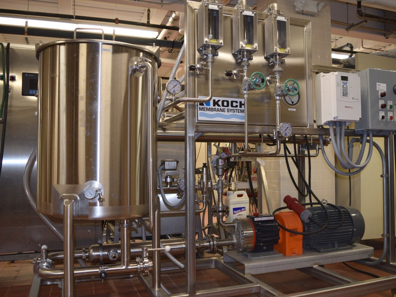 Nutriceutical Formulation facility