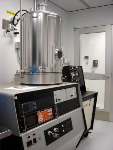 CHA Electron Beam Evaporator with Cryopump
