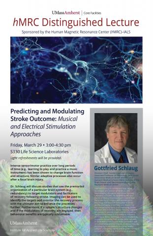 hMRC Distinguished Lecture-Gottfried Schlaug
