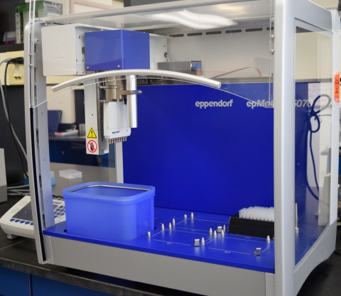 Eppendorf epMotion 5070 Liquid Handling Workstation