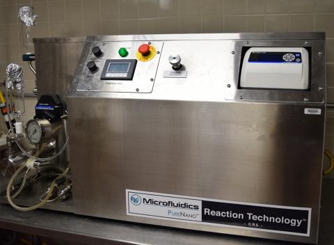 Nano Crystallization Units