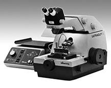 Leica (Reichert & Jung) Ultramicrotome