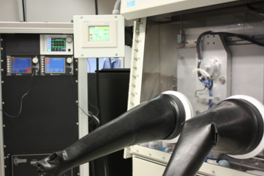 MBRAUN Thermal Evaporator