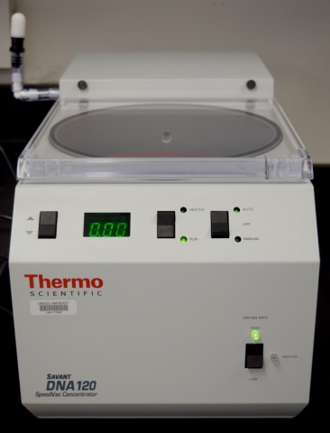 Thermo Scientific Savant DNA120 SpeedVac