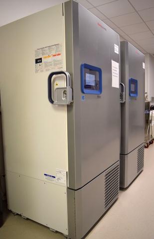 Thermo Ultra-Low TSX freezers