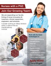 IALS Nursing Faculty Position Advertisement