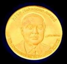 Nakasone Medal