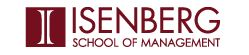 Isenberg School of Management
