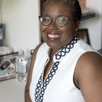 UMass Associate Professor Chrystal George Mwangi