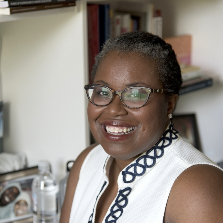 UMass Associate Professor Chrystal George Mwangi