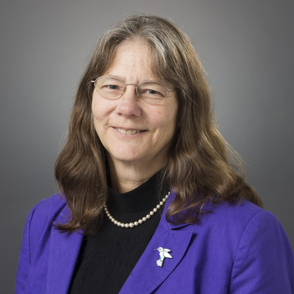 Cynthia Jacelon, Dean of Nursing at UMass Amherst