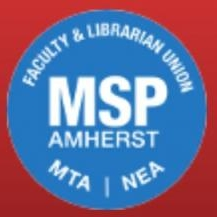 Faculty & Librarian Union Sticker