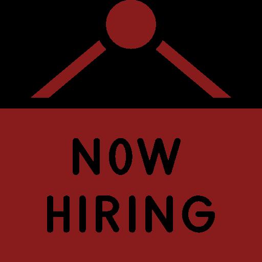 Hiring logo