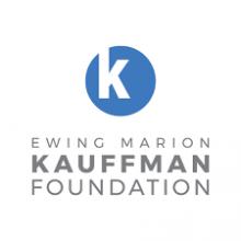 Ewing Marion Kauffman Foundation logo