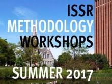 ISSR Summer Methodology Workshops 2017