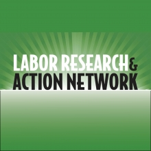 Labor Research & Action Network logo