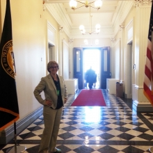 Smith-Doerr at White House Office of Science and Technology Policy