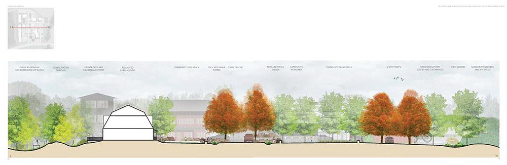 Site Planning for Fieldstone Farm, Princeton, MA - SAMANTHA ANDERSON