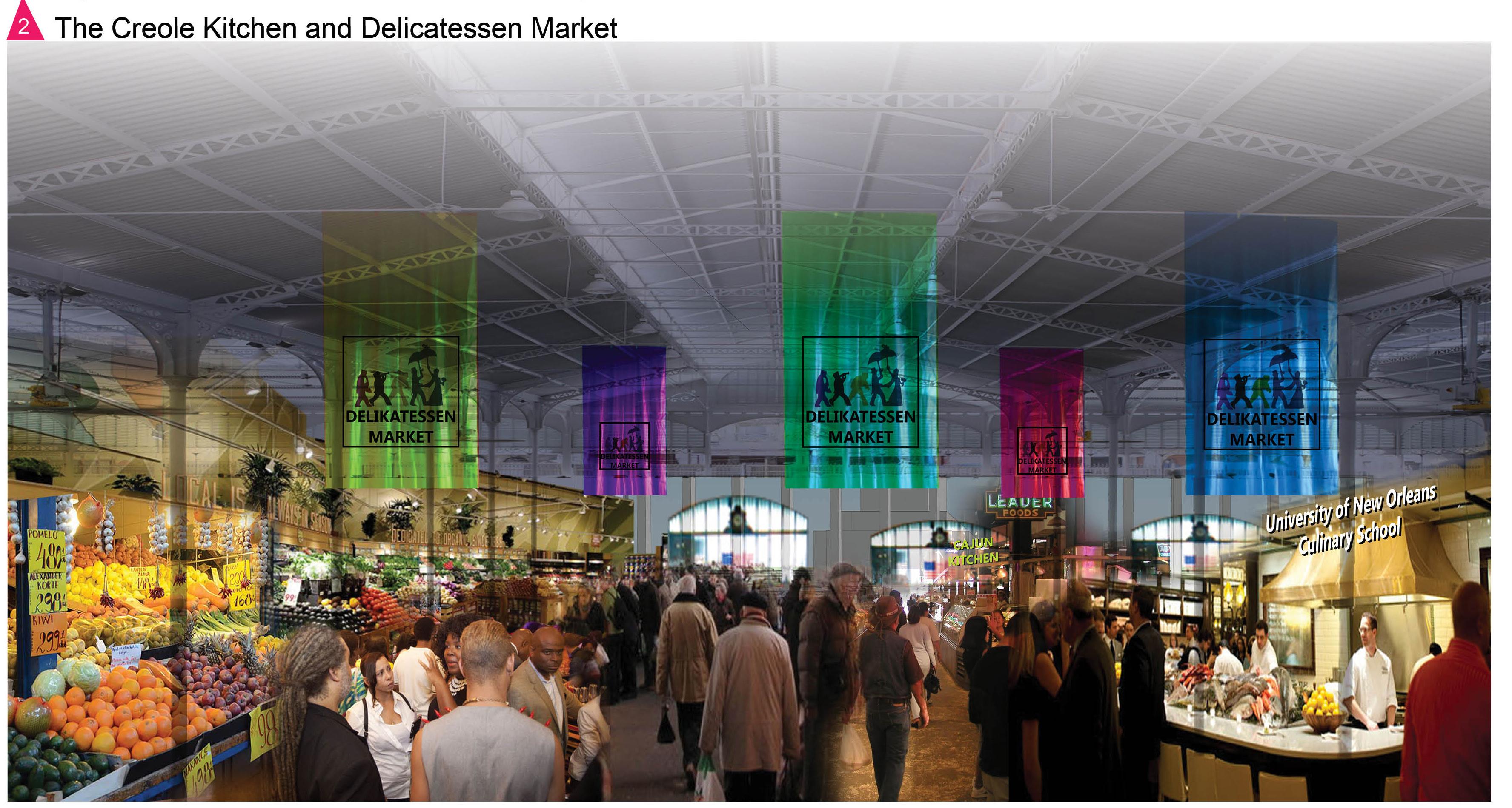 perspdelicatessen market