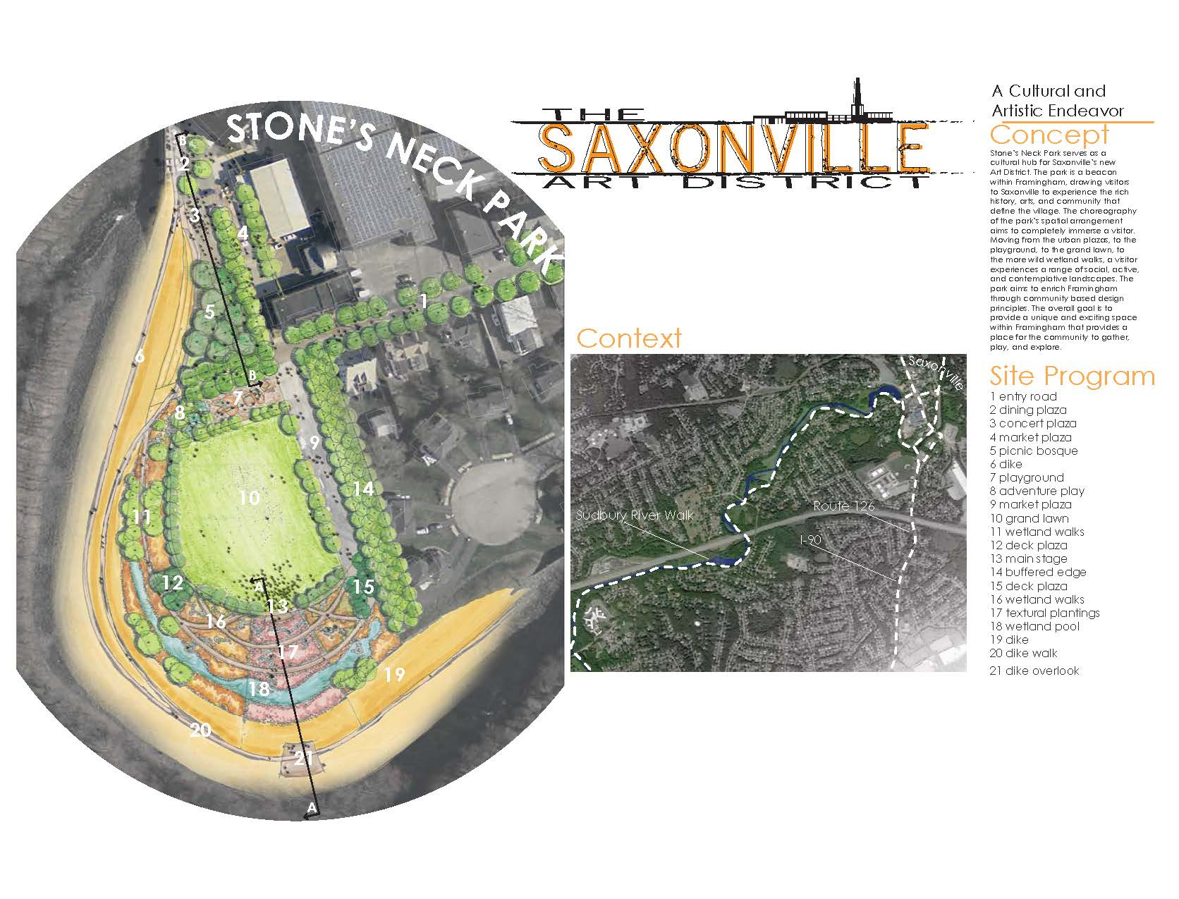Re-Imaging Framingham's Saxonville - By Adam Fearing