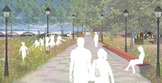 Bridging the Gap: Extending Downtown Springfield to the River - by Matt Crosby, Mark Gullifer, John Milos