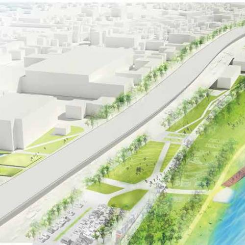 A Riverfront City Identity_Reestablishing Springfield's Historic Link with the River by Russell greene, Jing Pan, and Rebecca Walton