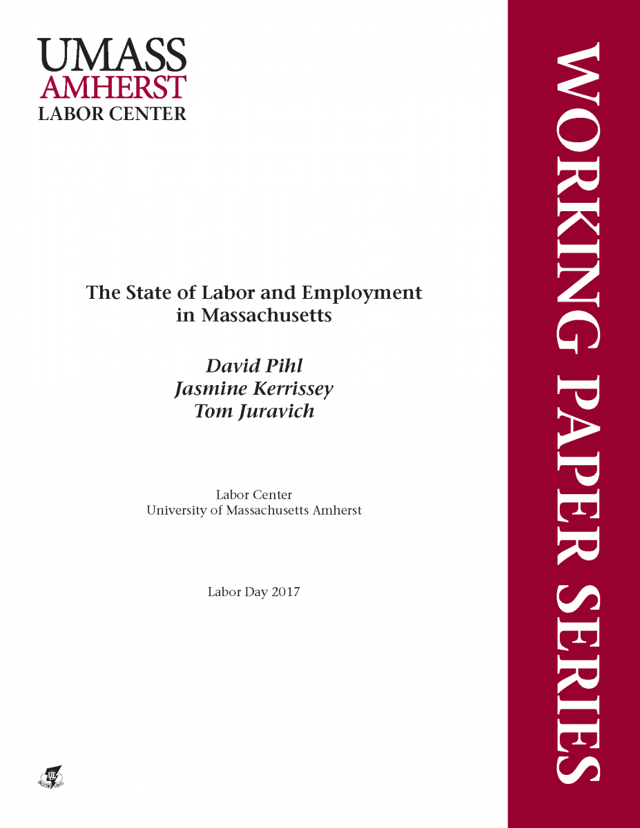State of Labor Cover