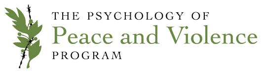 The Psychology of Peace and Violence Program